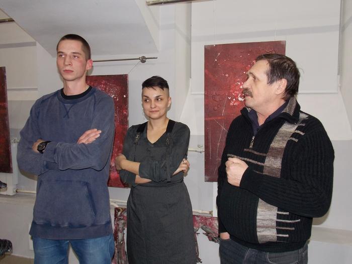 Ганчарова, Дёмчев, Малей, Корженевский