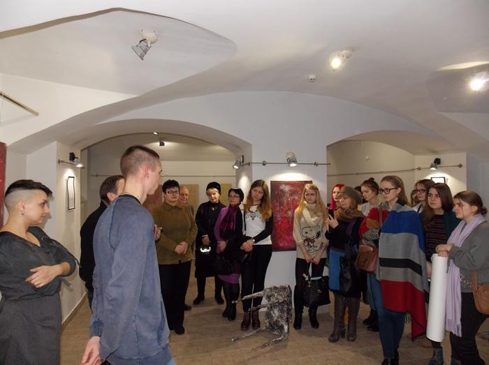 выставка, Корженевский