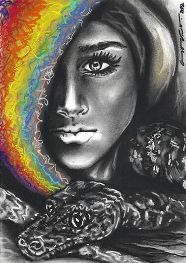 Ошумаре, Джордано Буэно, Афро-Карибская традиция, Корженевский