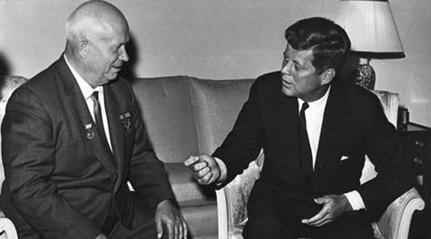 Хрущёв, Кеннеди, Корженевский