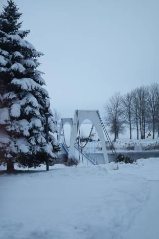 Мост через канал. Фото Анастасии Вереск