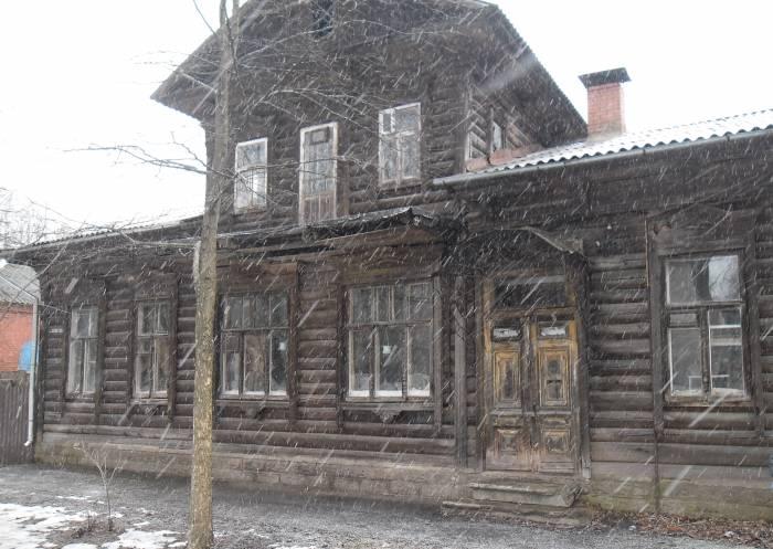 """витебск, """"черный дом"""""""