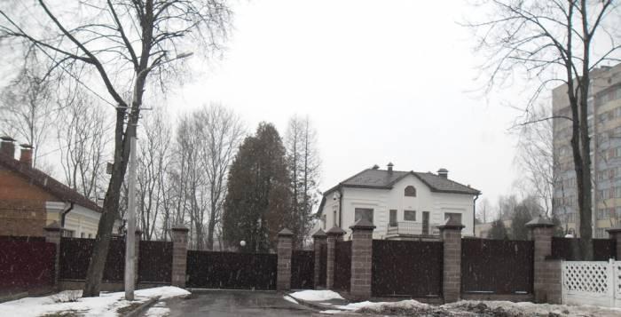 витебск, резиденция губернатора