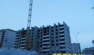 витебск, стройка, жилой дом