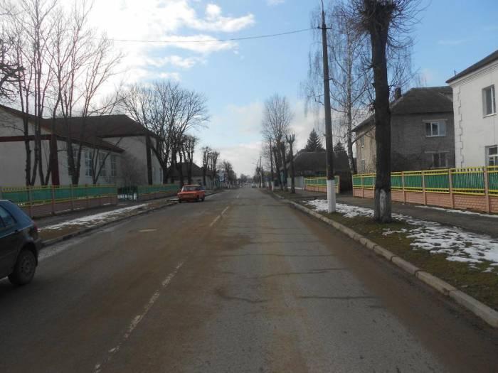 Лепель, улица Данукалова