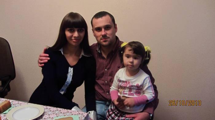 В дружной семье Мезенцевых все ждали рождения Киры. Источник: соцсети