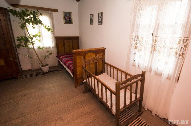 Комната матери Костюшко - Тэкли в музее в Коссово. Фото tut.by