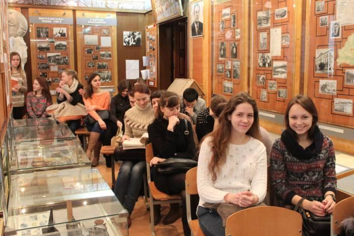 музей Машерова, экскурсия