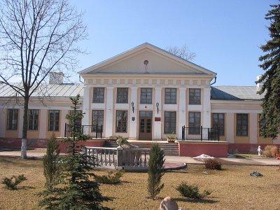 дворец Тизенгаузов в Поставах