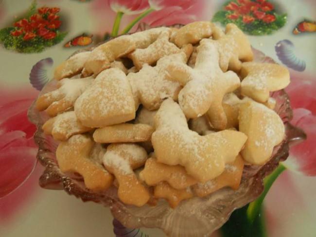 печенье на огуречном рассоле, праздник Сороки, постное печенье