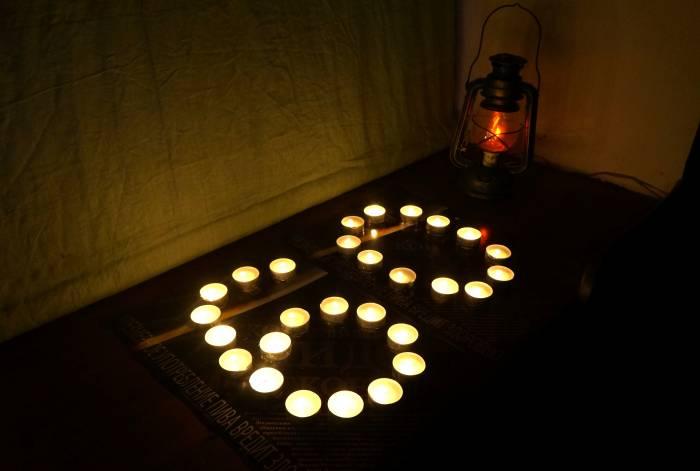На сегодняшний день «Час Земли» является самой массовой общественной акцией в истории человечества. Фото Алена Евдокимова