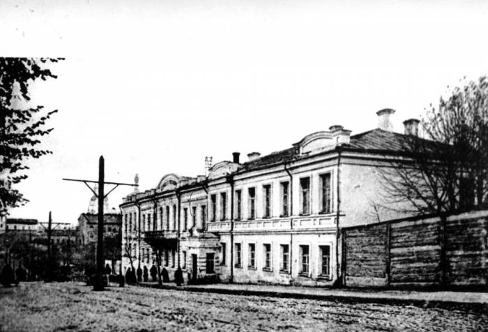 витебск, ленина, гимназия