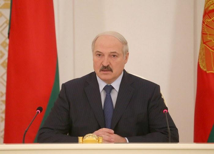 Лукашенко, Корженевский