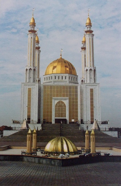 Казахстан, мечеть, Титов, Корженевский