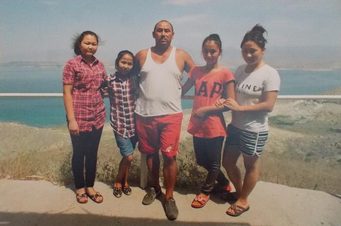 Киргизия, Кыргызтан, Титов, Корженевский, семья