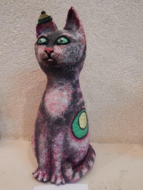 кошки выставка