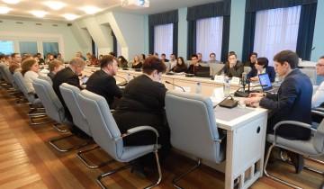 круглый стол, Либеральный клуб, преобразования пенсионной системы, конференц-зал отеля Европа,