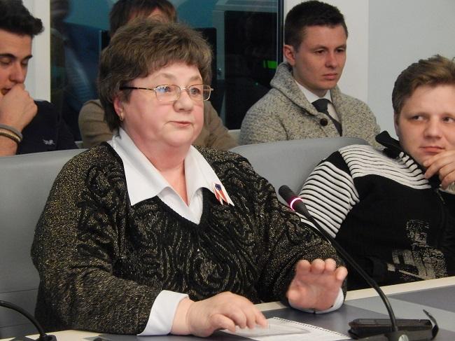 татьяна зелко, белорусский союз пенсионеров, Либеральный клуб, круглый стол по пенсионным реформам