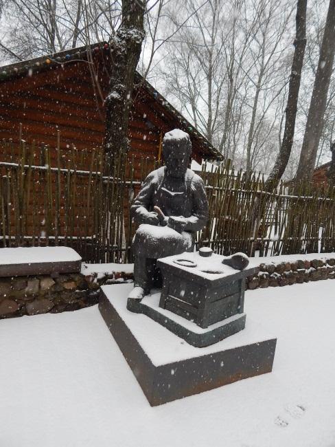 святой криспин, новейшие памятники Витебска, покровитель сапожников