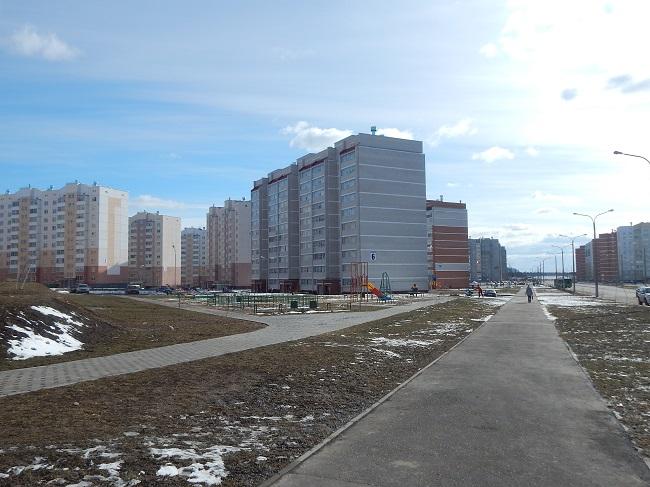 билево, витебск, улица богатырева