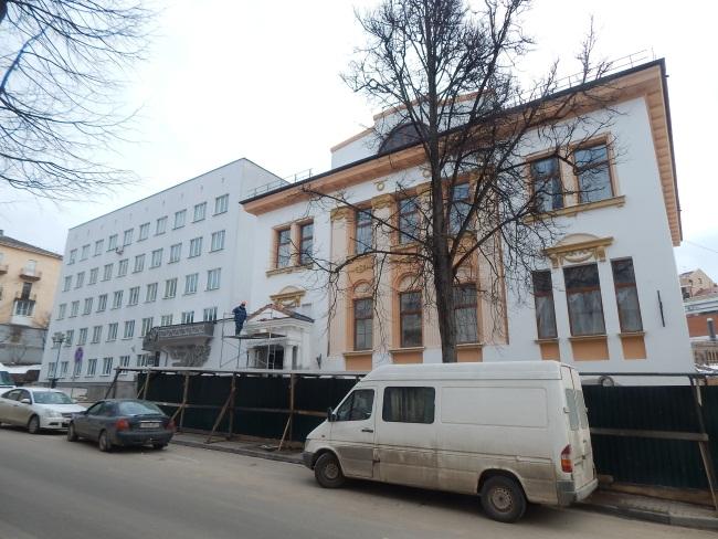 художественное училище, улица правды, витебск