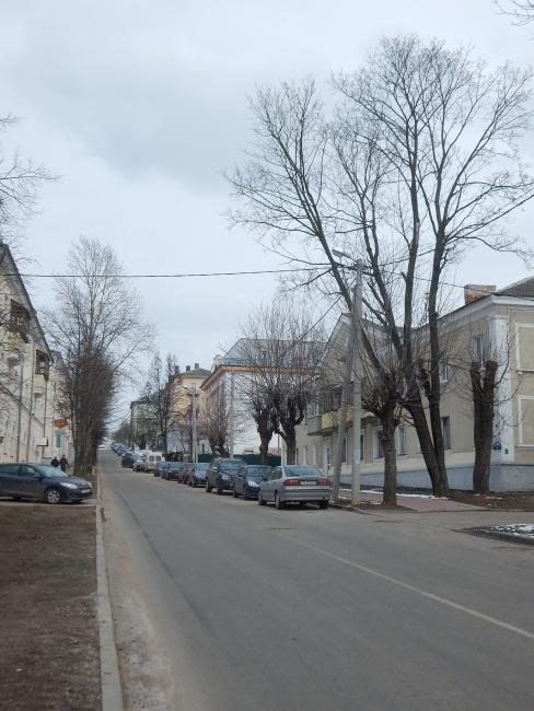 улица правды, улица калинина, витебск