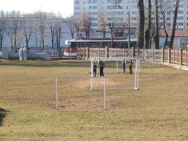 стадион, марковщина, витебск