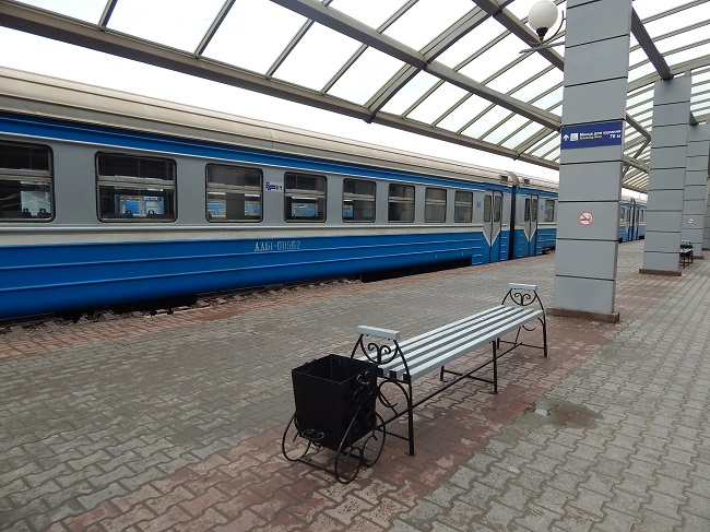 вокзал витебска, перрон, место для курения
