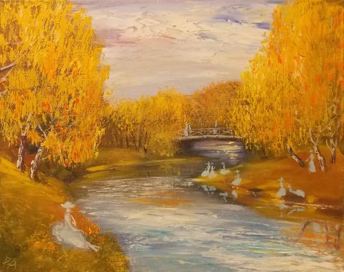 Радюк, осень, Корженевский