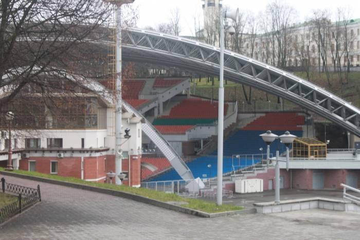 витебск, летний амфитеатр