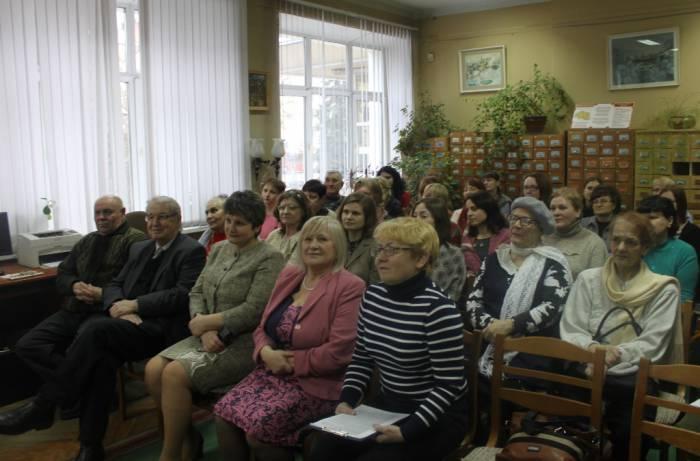 витебск, областная библиотека