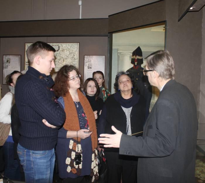 витебск, ратуша, выставка, клады