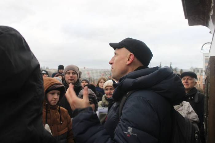 витебск, магдебургское право, экскурсия