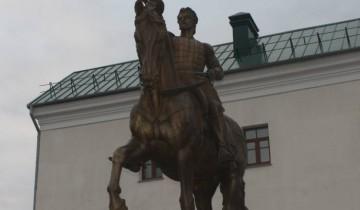 витебск, памятник, Альгерд
