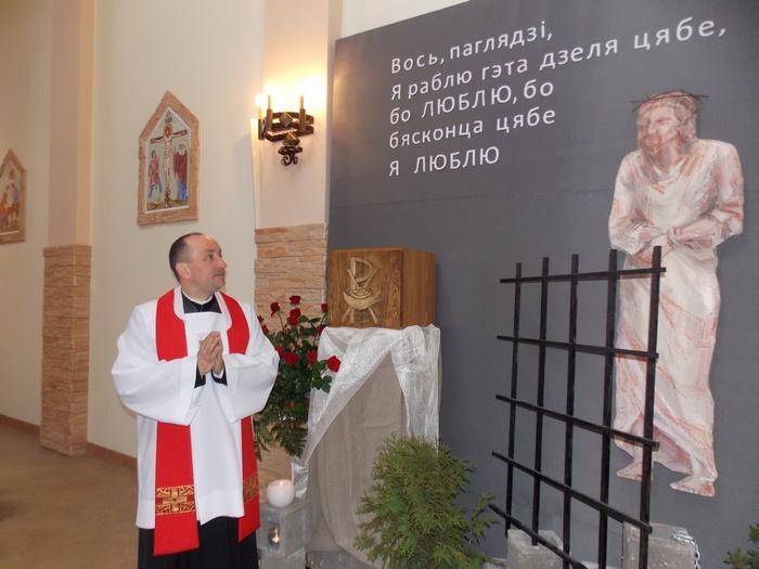 Квятковски, ксендз, католичество, Витебск