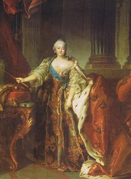 Токке, императрица, Елизавета, Корженевский