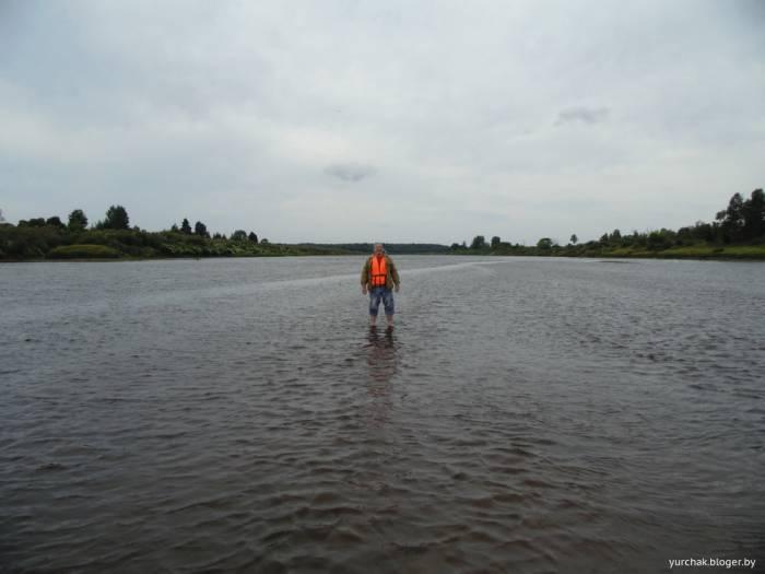 Западная Двина, Витебск