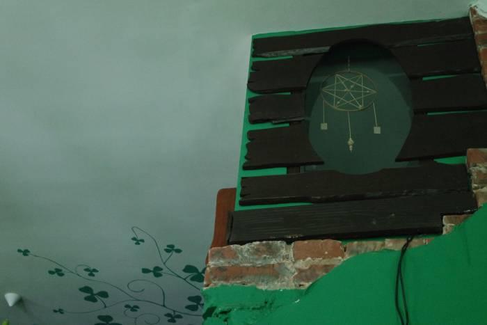 Ирландский паб в деталях. Фото Анастасии Вереск