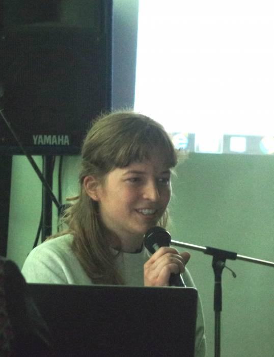 Антонина Гугала. Фото Анастасии Вереск