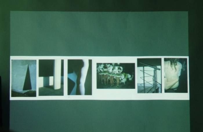 Новый проект Антонины Гугала расскажет посвящен исследованию формы и поиску параллелей. Фото Анастасии Вереск