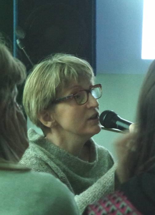 Агнешка Райс. Фото Анастасии Вереск