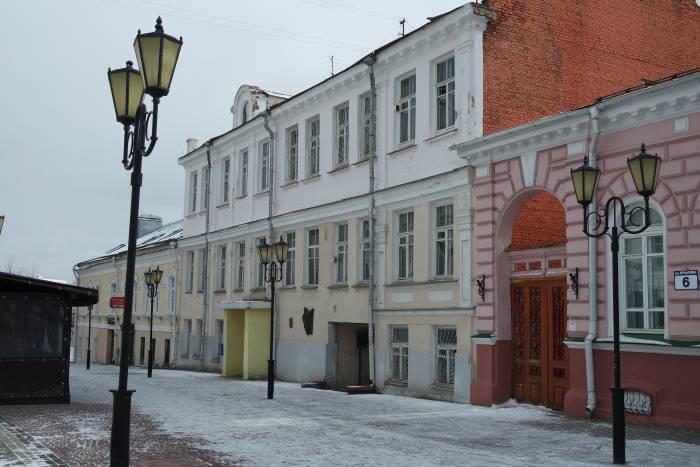 Дом №6 по ул. Крылова. Здесь могла бы жить Маргарита Николаевна. Фото Анастасии Вереск