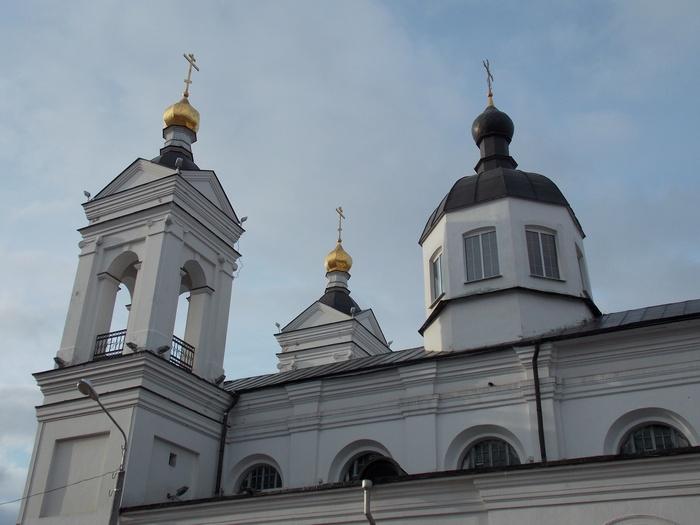 Витебск, православие, храм, собор, Корженевский