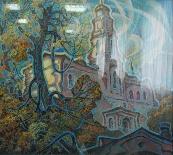 Шамшур, Ратуша, Витебск, Корженевский