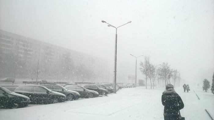 Проспект Победы. Фото Анастасии Вереск