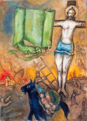 chagall-crucifixion