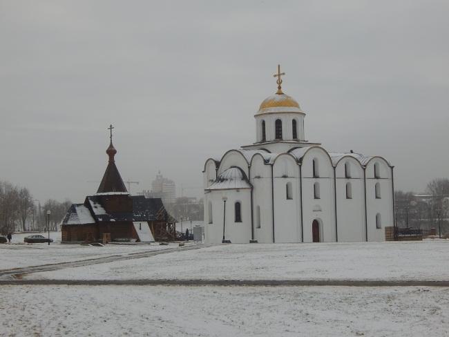 витебск, благовещенская церковь