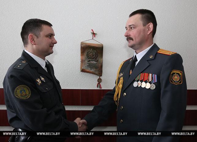 Сергей Баталко и Владимир Шелепин. Фото: belta.by