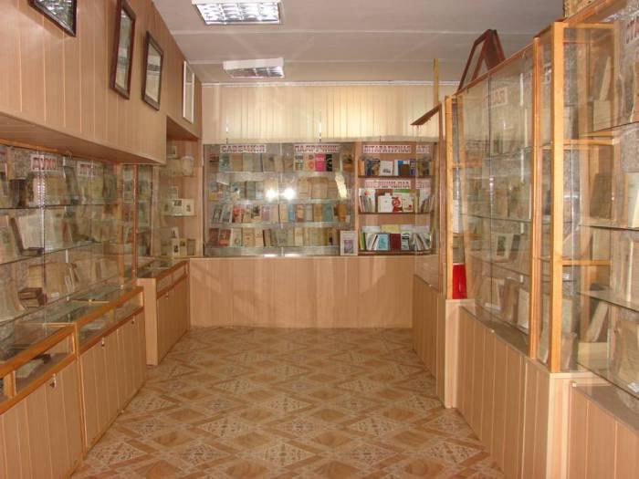 книги, музей, Миоры