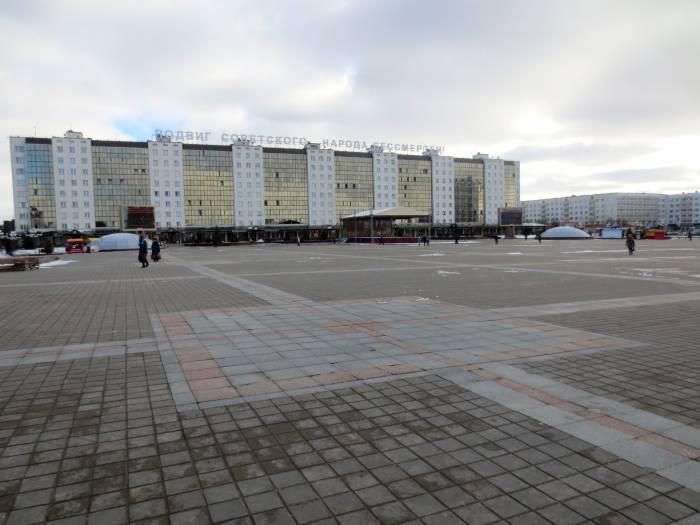 Совсем скоро: новая площадь в Витебске. Фото Аля Покровская